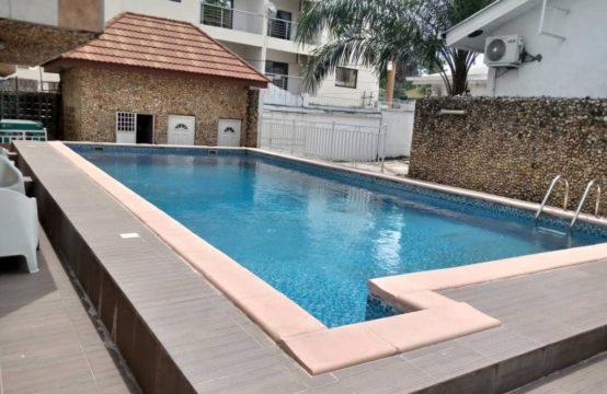 Appartements meublés avec piscine