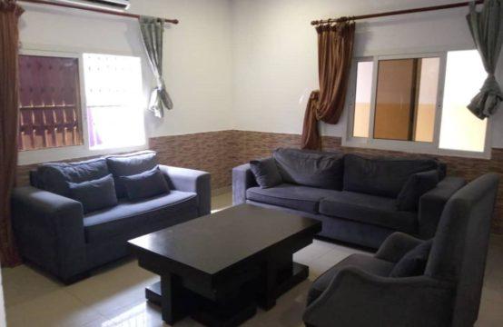 Appartements meublés au centre-ville