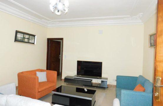 Appartement meublé proche du centre-ville de Brazzaville.
