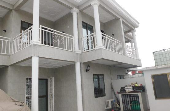 Duplex à louer à Ouenzé (BZV)