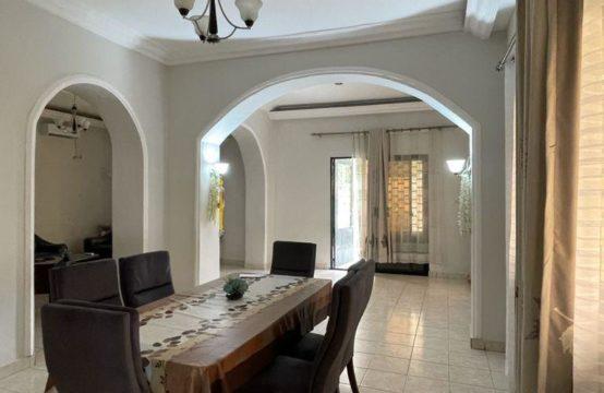 Villa à louer au centre ville de Brazzaville